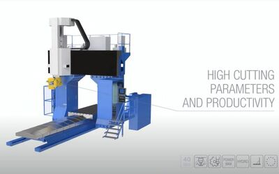 Animated videos of our newest machines
