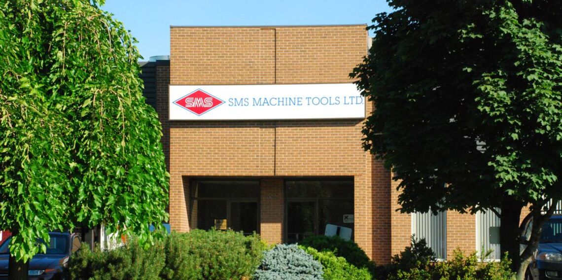 SMS Machine Tools Canada